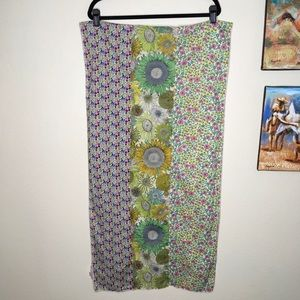 Liberty of London for Target Floral Scarf Cotton